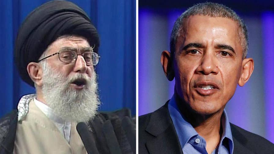 The Obama administration granted a license letting Iran access the United States financial system and misled the public about it, according to a Senate subcommittee draft report. Rich Edson reports from the State Department.