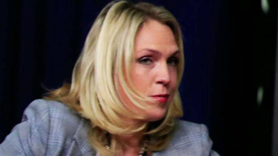Kelly Sadler departs the White House