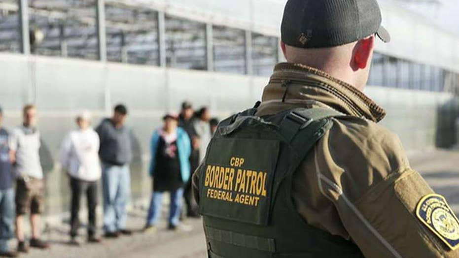 ICE agents arrest 114 at Ohio lawn business