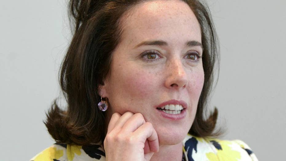 Kate Spade reportedly left suicide note amid marriage woes