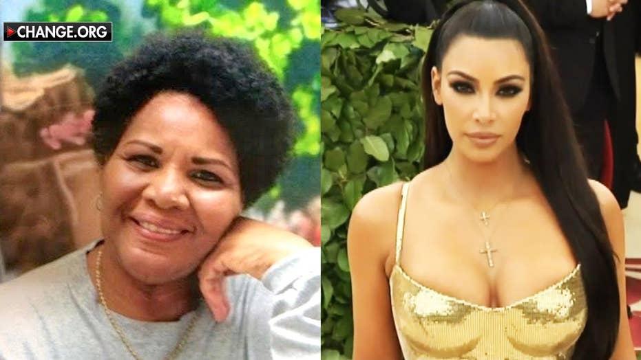 Alice Johnson: Trump answers Kim Kardashian's clemency plea