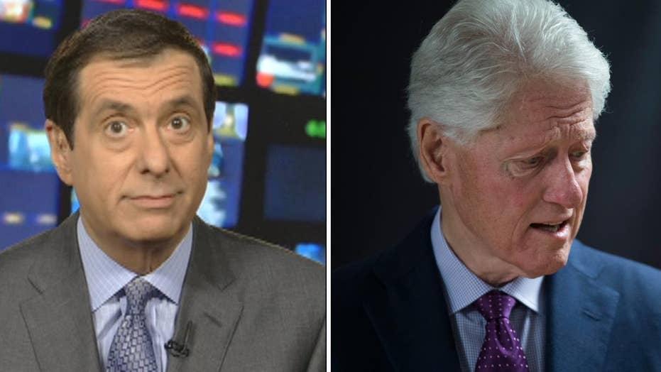 Kurtz: Why Bill Clinton stumbles in #MeToo era