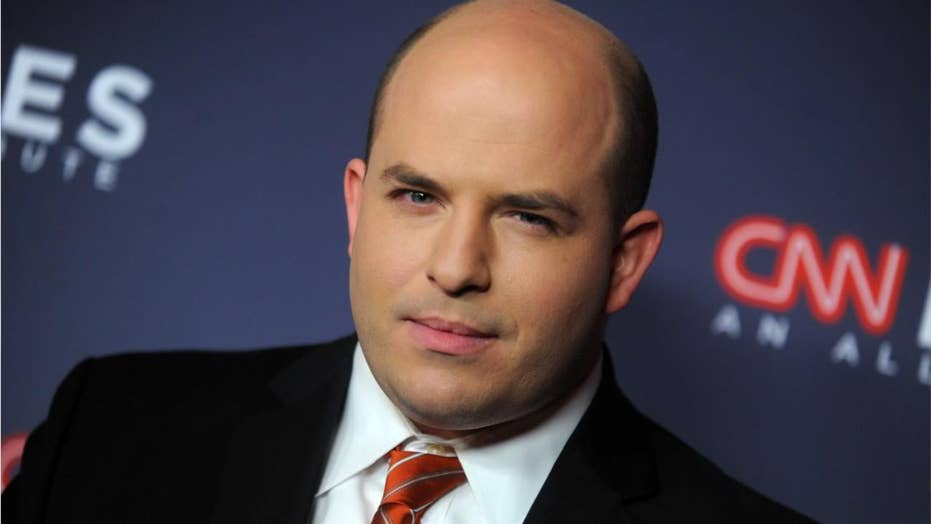 CNN's Brian Stelter mocked for Melania Trump tweet