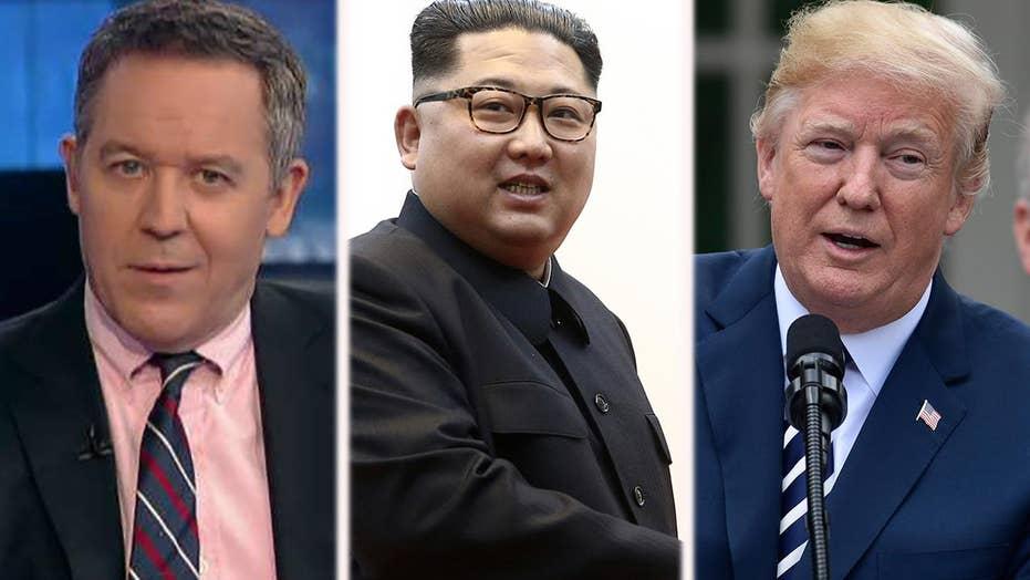 Gutfeld on the upcoming North Korea summit