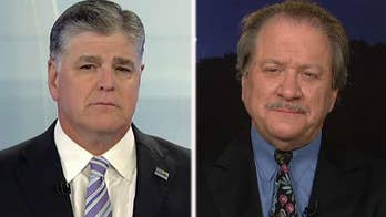 Former U.S. attorney Joe diGenova says on 'Hannity' that Rosenstein wants to remove embarrassing information from the DOJ's inspector general report.
