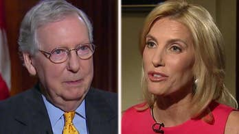 Senator Mitch McConnell says the Senate has plenty to do over the summer, discusses the 2018 midterms and more on 'The Ingraham Angle.'