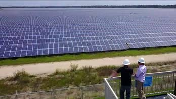 Florida's 'city of the future' is first solar-powered town in America
