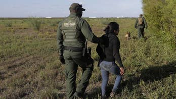 More families and children from Central America and Mexico are trying to enter the U.S.; William La Jeunesse breaks down the numbers from Los Angeles.