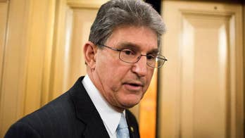 Sen. Manchin hints he could support President Trump in 2020