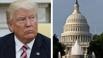 Senate Majority Leader Mitch McConnell won't pass legislation limiting Trump's tariff powers; American Majority CEO Ned Ryun joins to explain why Congress is trying to push back on tariffs.