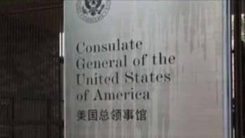 State Department evacuates a number of Americans from the U.S. consulate in Guangzhou after they experienced unexplained health issues; Garrett Tenney reports from Washington.