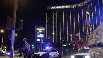 New hotel surveillance footage details chaos of deadly Las Vegas massacre