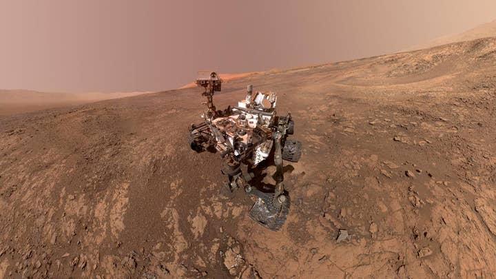 NASA: Organic material found on Mars