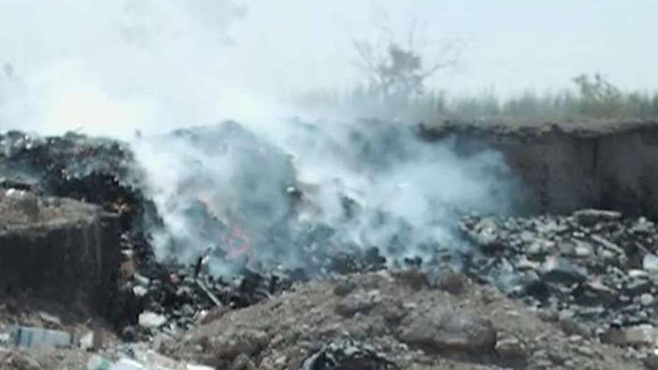 Veterans worried about effects from burn pits