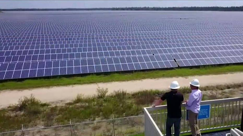 Solar City Florida >> Florida S City Of The Future Is First Solar Powered Town In
