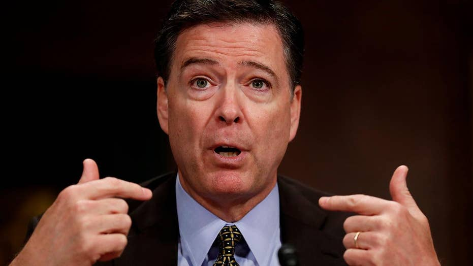 Comey's leadership style under microscope in IG draft report