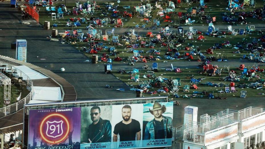 Police release 911 calls, video from Las Vegas shooting