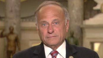 President Trump won on the promise to strengthen U.S. immigration policy, but Rep. Steve King of Iowa, says a group of Republicans are plotting with Democrats to force votes on bills that would offer amnesty for every illegal immigrant who entered America as minors.