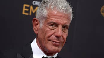 Bourdain and Spade suicides spotlight crisis also affecting police and firefighters