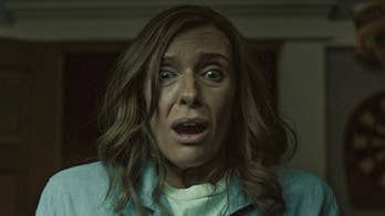 Critics gush over Australian actress Toni Collette's terrifying new film.