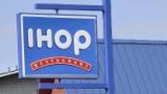 IHOP is changing its name to IHOb