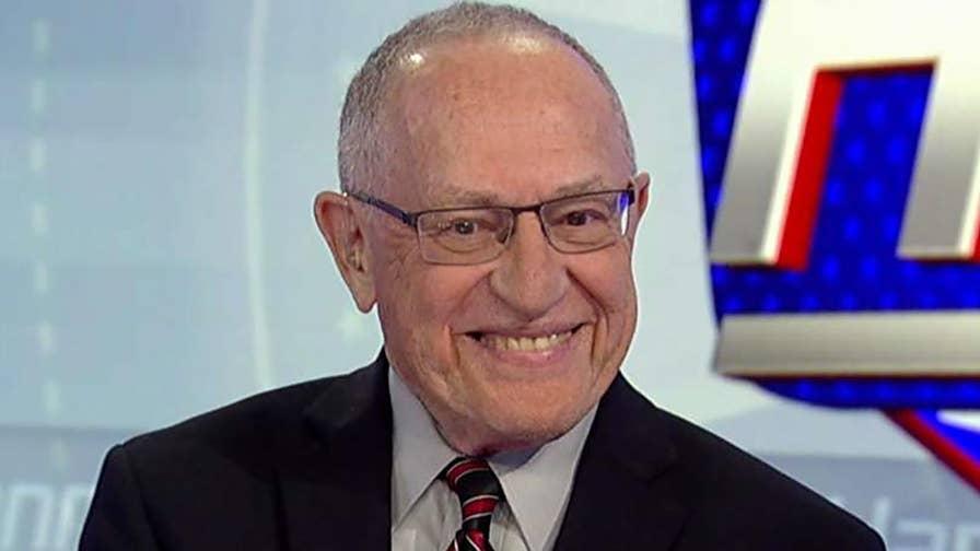 DOJ accused of stonewalling ahead of IG report release; Gregg Jarrett and Alan Dershowitz weigh in on 'Hannity.'