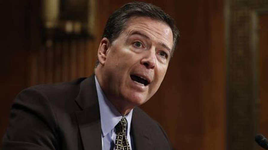 The report will detail FBI's handling of Clinton; Jim Hanson discusses.