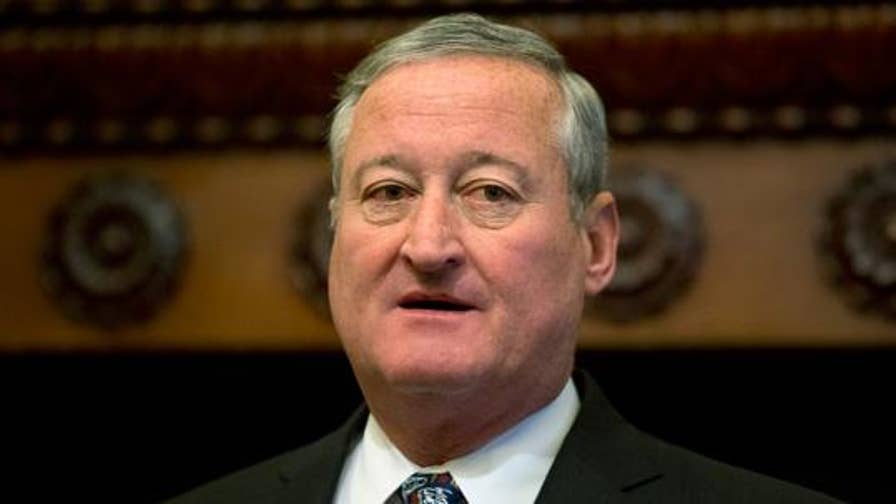 Pennsylvania Republican Martina White calls out Philadelphia Mayor James Kenney's victory dance over the sanctuary city ruling.