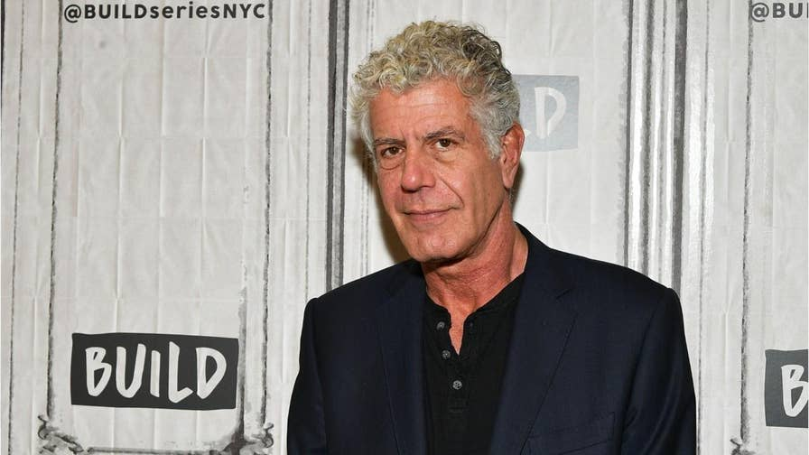 Anthony Bourdain Cnn Host And Celebrity Chef Was Remembered By His Friends And Colleagues