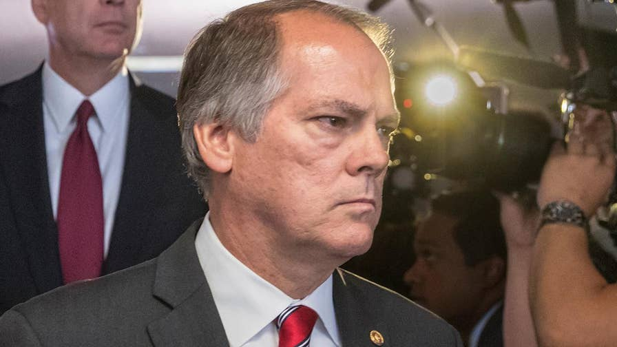James Wolfe charged with lying to investigators looking into media leaks; Doug McKelway reports from Washington, D.C.