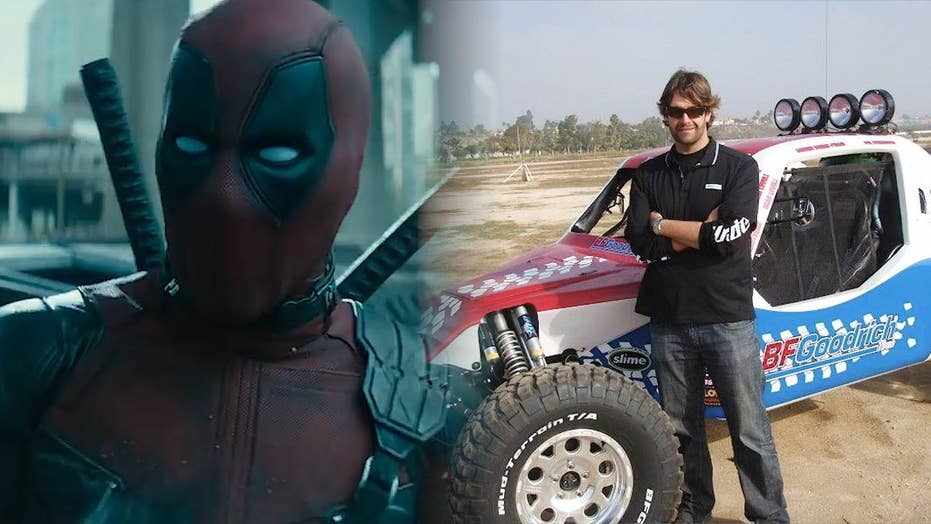 'Deadpool 2' stunt driver reveals industry secrets