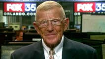 Hall of Fame football coach Lou Holtz discusses the controversy between Trump and the NFL on 'The Ingraham Angle.'