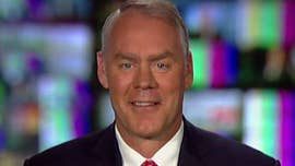 Ryan Zinke, Secretary of the Interior, will leave his post at end of year, Trump says