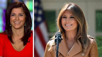 Fox News contributor Rachel Campos-Duffy breaks down the media's fascination with the first lady.