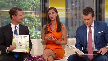 'Fox & Friends Weekend' co-host Abby Huntsman pens inspiring new children's book; available for pre-order now!
