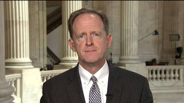 Sen. Toomey on move to curb Trump's trade authority | On Air Videos | Fox News