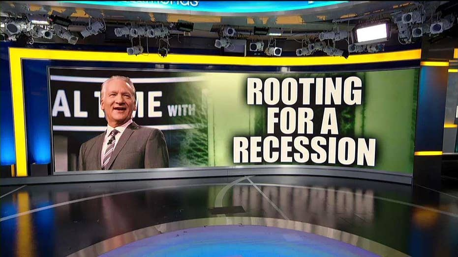 Bill Maher Hoping for Economic Recession to Get Rid of Trump