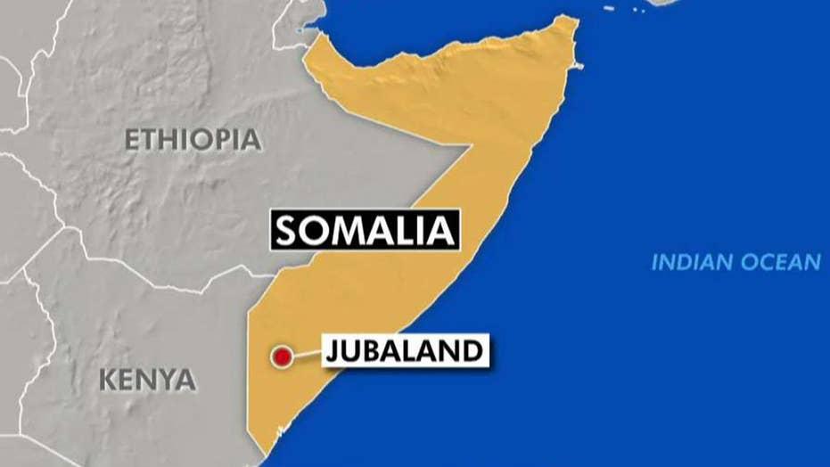 U.S. Special Operations member killed in Somalia