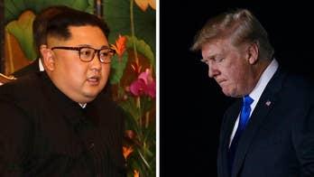 Insight from The Washington Post's David Nakamura and Fox News correspondent Rich Edson.