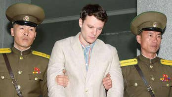 'We should see justice done,' says Jonathan Schanzer of Otto Warmbier's murder.