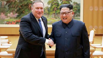 Secretary of State Mike Pompeo has twice met with North Korean leader Kim Jong Un; Rich Edson reports on Sec. Pompeo's nuanced approach to diplomacy towards North Korea.