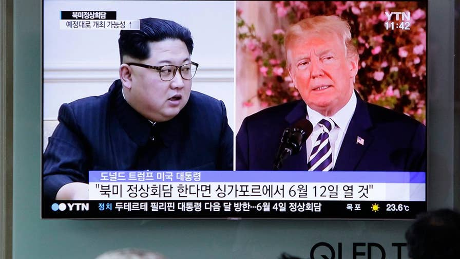 The United States-North Korea summit will likely have significant ramifications on the Korean peninsula and the region; Greg Palkot reports.