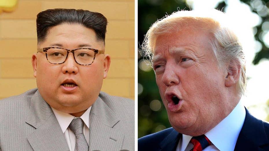 Trump says North Korea summit is about 'attitude'