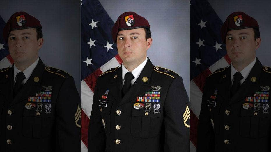Pentagon identifies soldier killed in Somalia