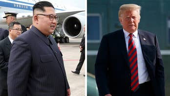President Trump and Kim Jong Un ready for historic nuclear summit; Benjamin Hall reports from Singapore.