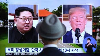 Trump warns Kim Jong Un this is a 'one time shot'