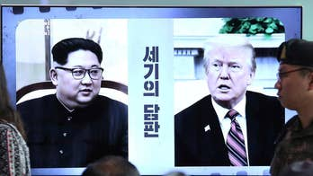 North Korea summit: White House reveals who will be in the room with Trump, Kim
