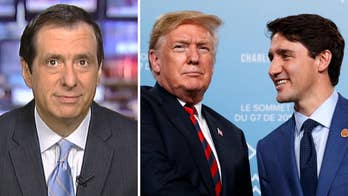 'MediaBuzz' host Howard Kurtz weighs in on the media's recent vulgar coverage of Trump, from Robert De Niro's profanity-laced tirade at the Tony Awards to their coverage of Trump's tough talk with Canada's Justin Trudeau.