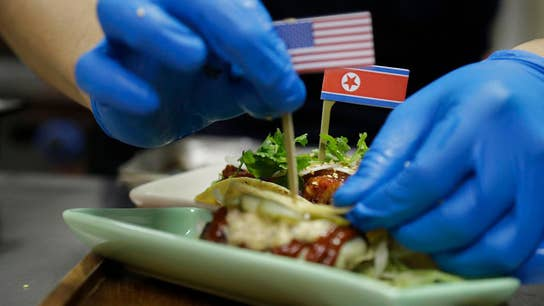 Restaurants cashing in on Trump-Kim summit