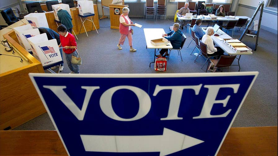 Maine to become the first in the nation to use ranked choice voting in a statewide primary. Molly Line reports.